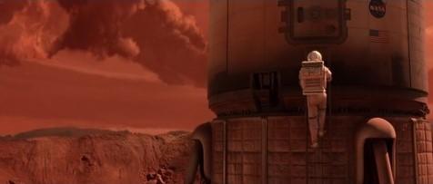 Mars mentőakció