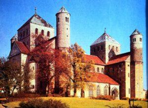 hildesheimi Szt. Mihály templom