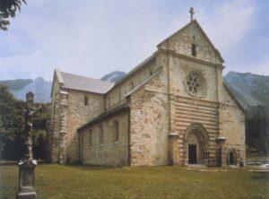 bélapátfalvai Ciszterci templom