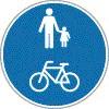 Gyalog- és kerékpárút