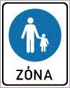 Gyalogos övezet (zóna)