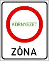 Környezetvédelmi övezet (zóna)