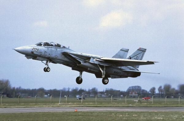F-14 Tomcfat