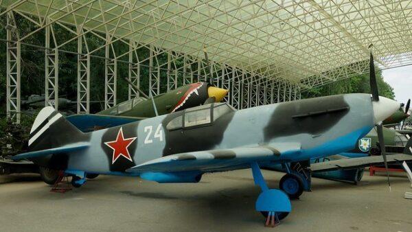 avochkin-Gorbunov-Gudkov LaGG-3