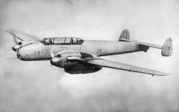 Messerschmitt Bf 110V