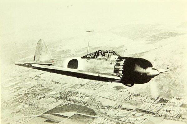 Mitsubishi, A6M, Zero