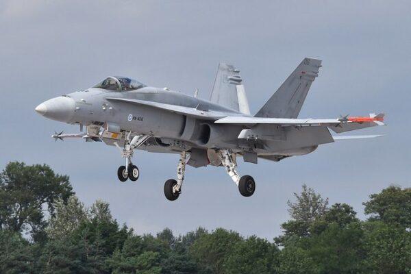 F-18C Hornet