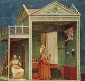 Giotto: Szent Ferenc élete